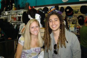 My brief encounter with Jason Castro