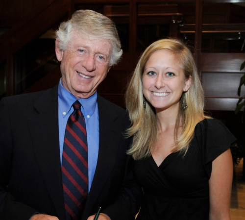Me and Ted Koppel